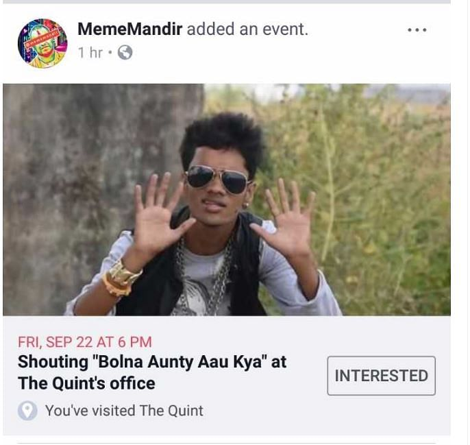 'Bol Na Aunty' Taken Down; Fans Threaten Quint Reporter With Rape