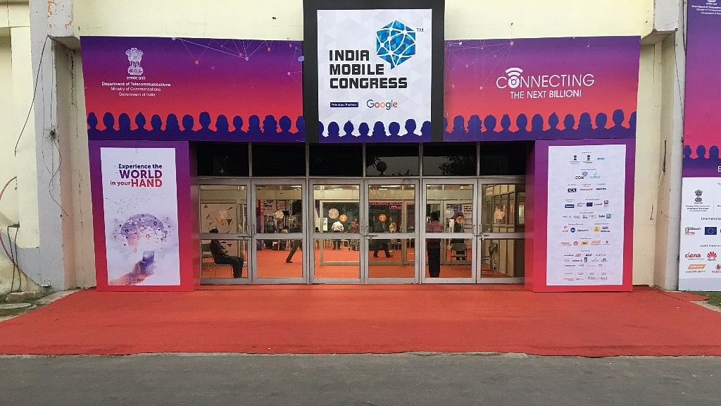 First ever Mobile Congress in India taking place from 27 to 29 September.