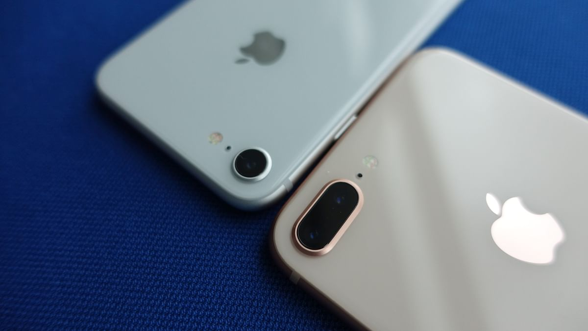 Camera quality sees a big upgrade with the 8 and 8 Plus.