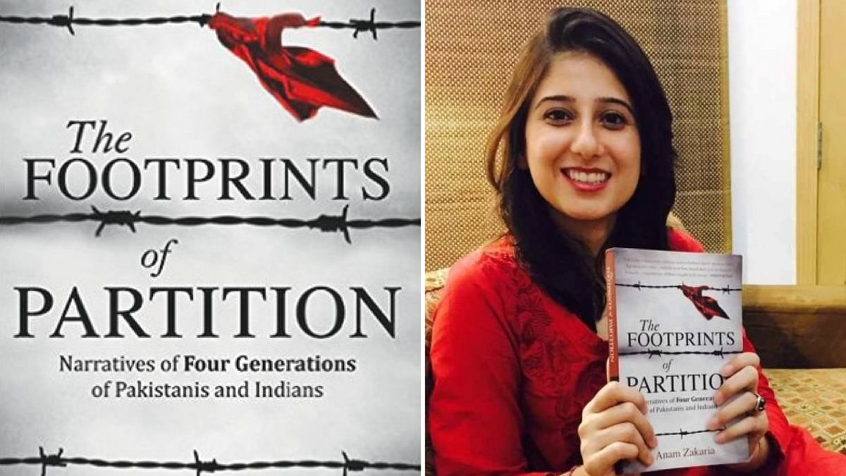 Anam Zakaria's debut non-fiction, <i>The Footprints of Partition</i>, was an out an out success.
