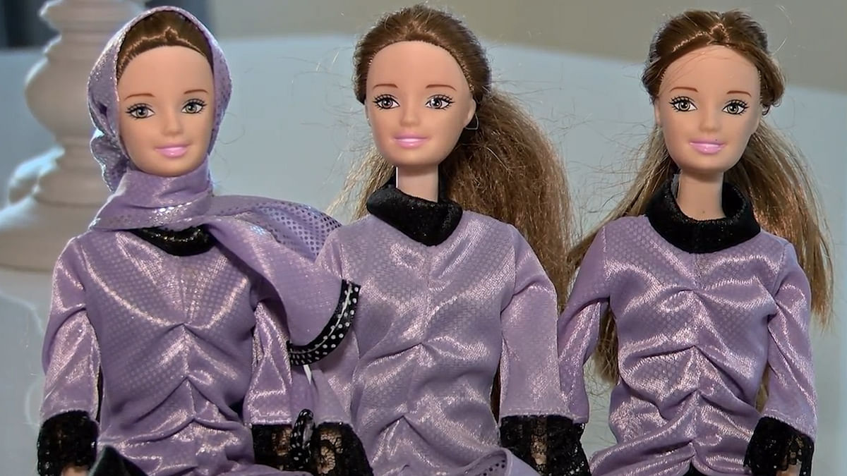 Move Over Barbie, This Hijab-Clad Doll in Dubai Can Recite Quran