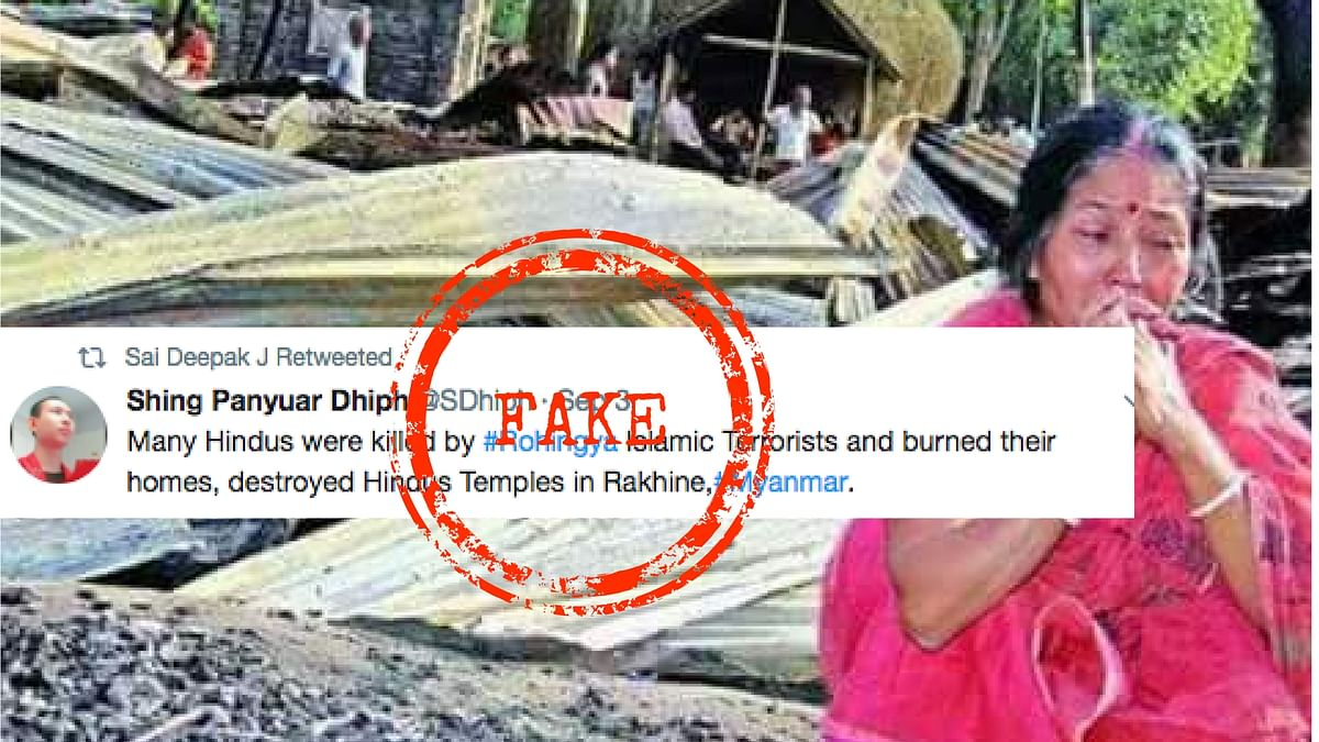 Fake News Being Used to Incite Anger Against Rohingyas in India