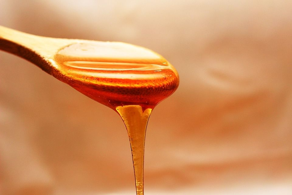 Replace sugar with honey in your daily diet.