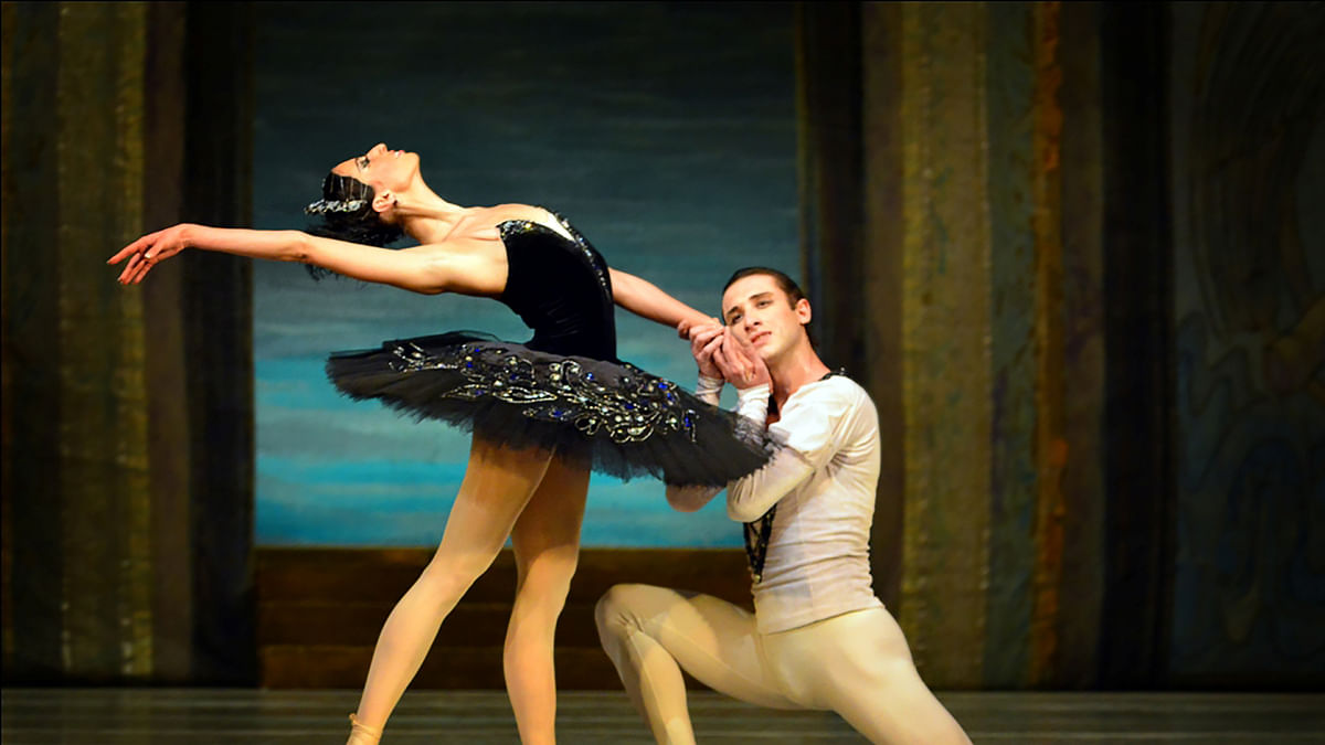 Tchaikovsky's Ballet 'Swan Lake' Dazzles With Its Universality