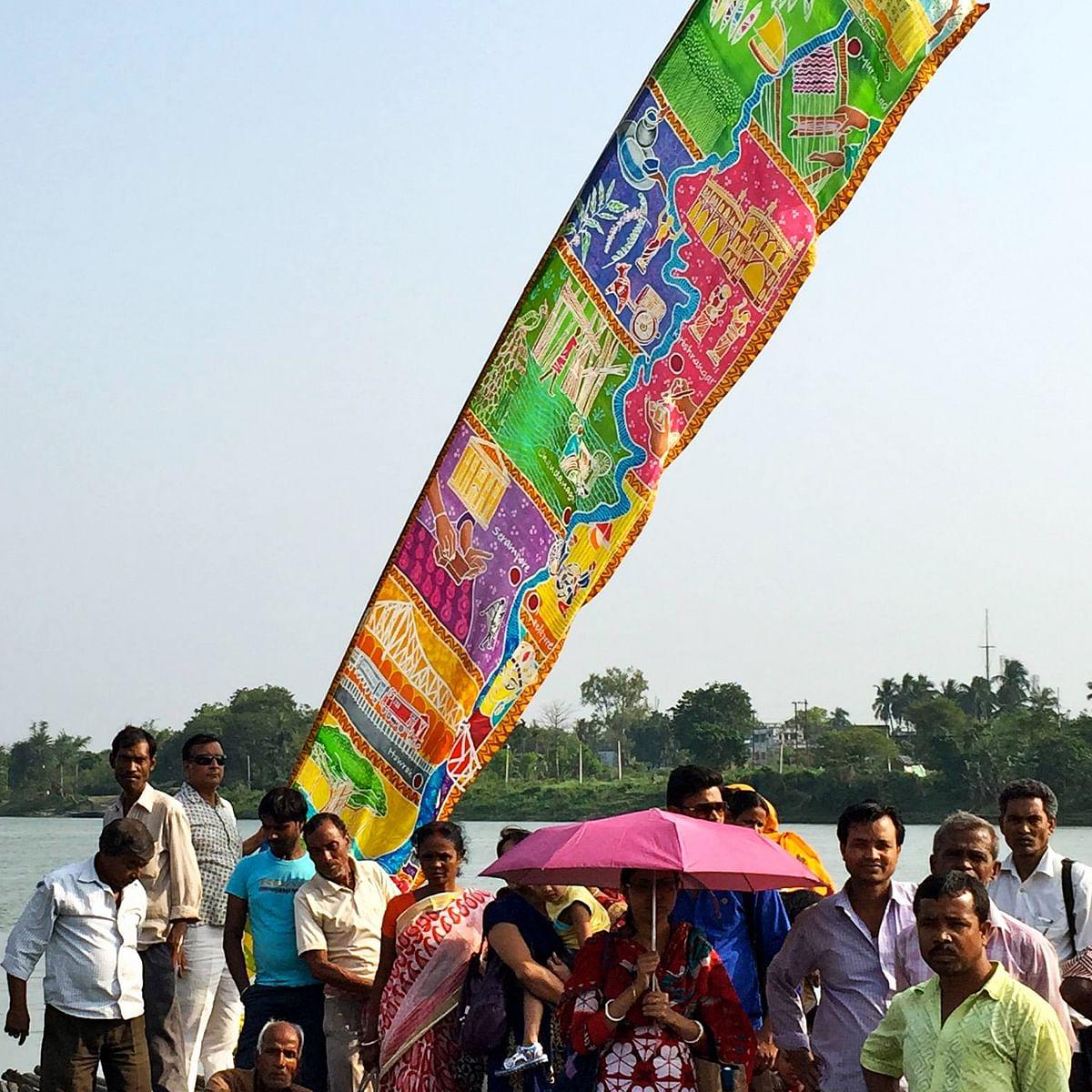 Kinetika Silk River Hooghly.