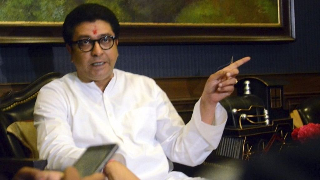 File photo of Raj Thackeray.