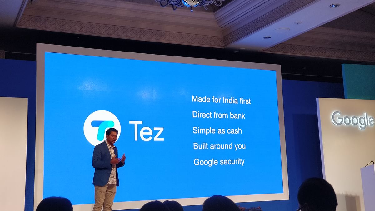 Google is finally entering the digital payment space in India with Tez.