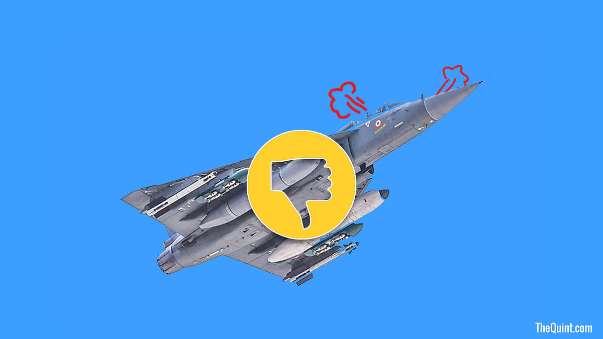 Personal feud between two naval officers could be behind the navy's decision to say no to indigenous LCA Tejas.