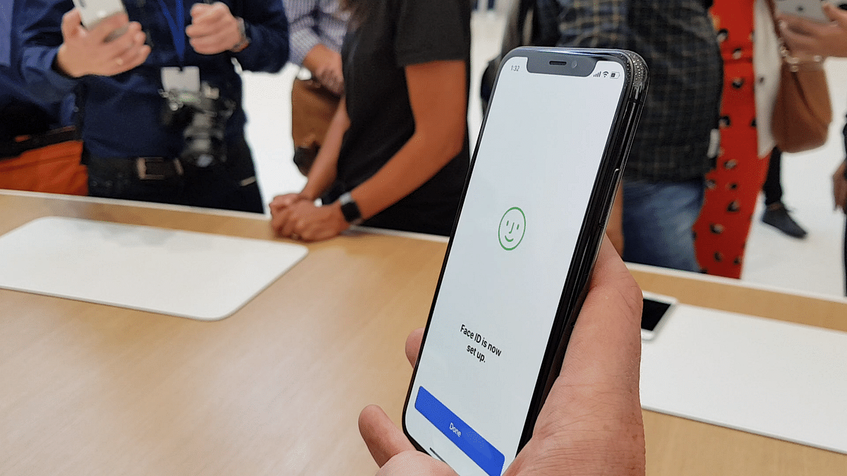 You can register multiple Face ID profiles on the iPhone X.