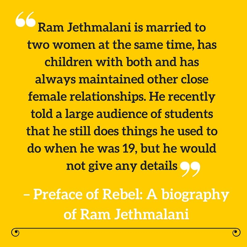 5 Ram Jethmalani Cases That Impacted Our Legal & Political History