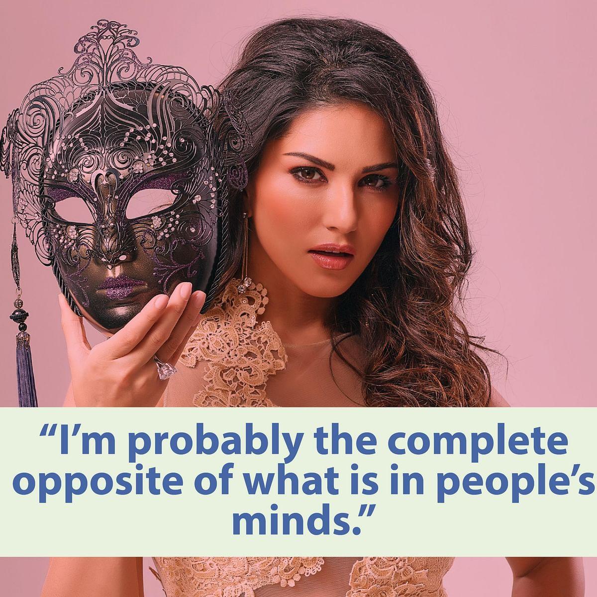 Meet Sunny Leone, the Klutz & the Dork With a Phobia