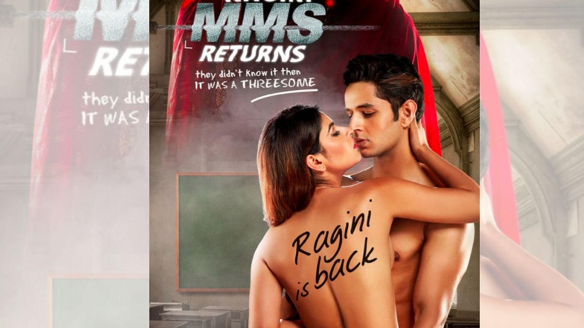 <i>Ragini MMS Returns</i> first look.