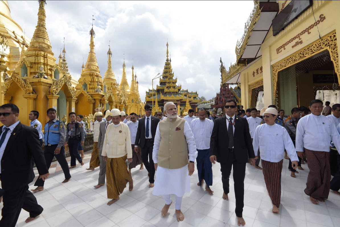 With 11 MoUs, PM Modi Ends His First Bilateral Visit to Myanmar
