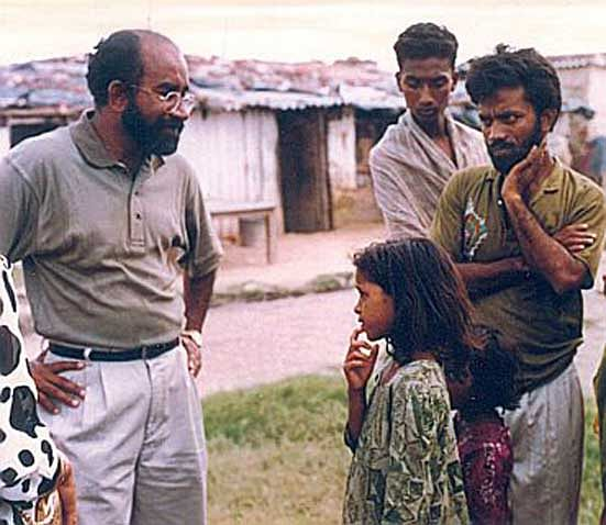 Alphons Kannanthanam's initiatives in Kerala helped the Indian administration be more accessible to those living in slums.
