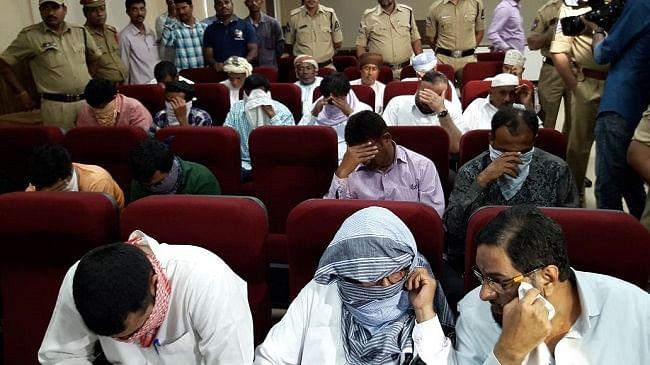 Aged Arab Men Caught 'Buying' Child Brides in Hyderabad
