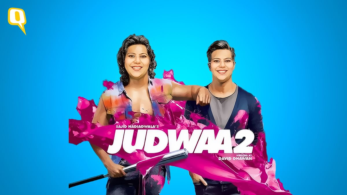 'Judwaa 2' Review: Varun Dhawan Flick Goes From Dumb to Dumber