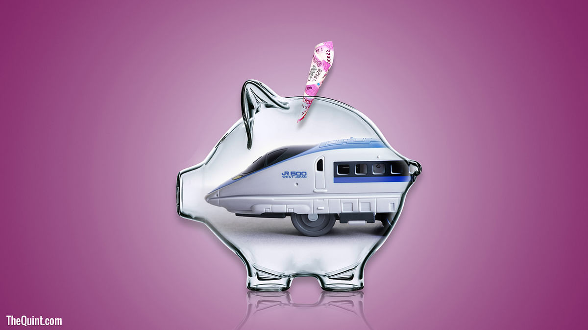 India's deal with Japan for bullet train will be a costly affair, thus proving to be a setback for pending reforms.