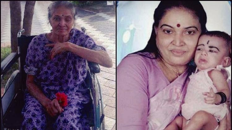 Bhavani Amma's perseverance at becoming a mother at that age was celebrated by people and the media alike.