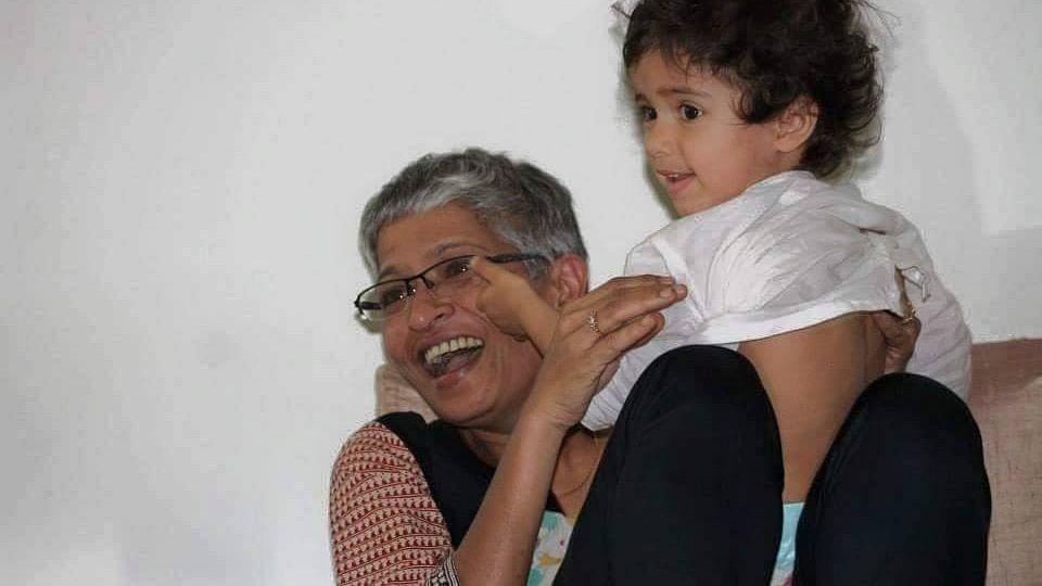 File photo of Gauri Lankesh.