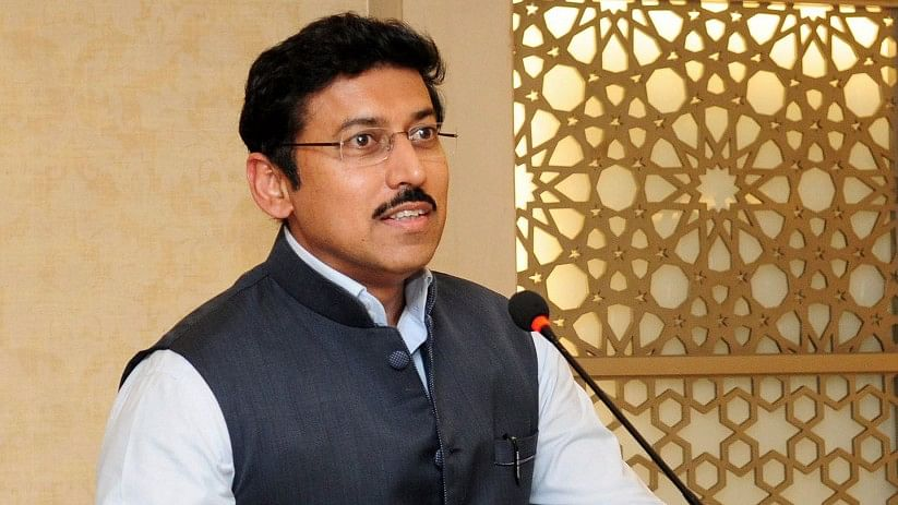 Sportspersons Will be Given the Best of Opportunities: Rathore