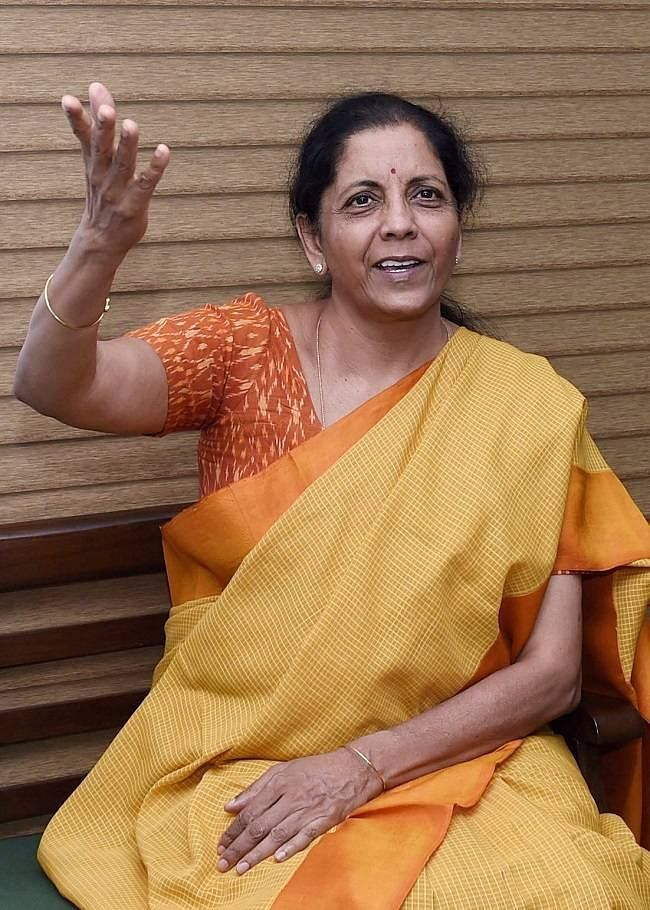 Old Video of Nirmala Sitharaman Making Mango Pickle Has Gone Viral