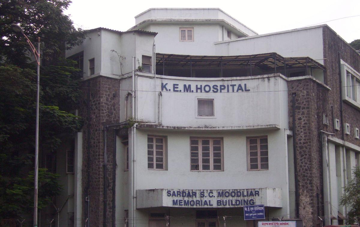 KEM Hospital.