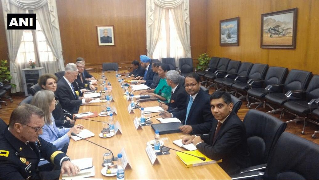 India & US Reaffirm Vows to Fight Terrorism on James Mattis' Visit