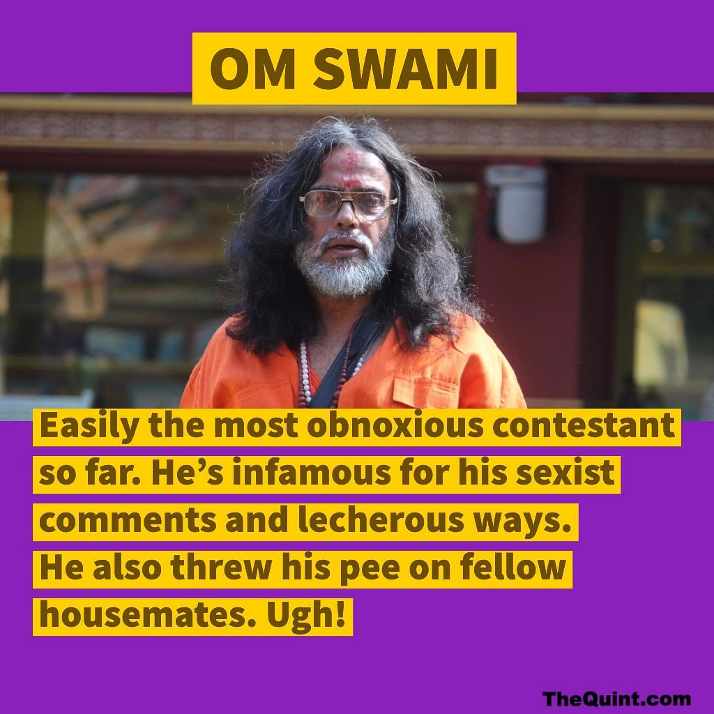 'Bigg Boss': The Top 5 Most Obnoxious Contestants On the Show