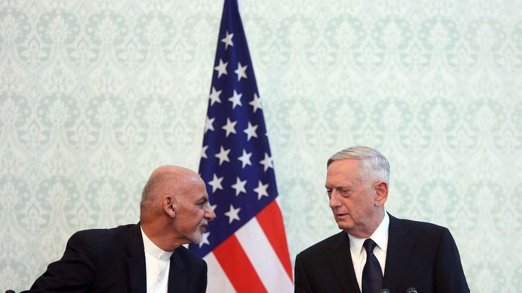 Failed Rocket Strike in Kabul Was Meant to Target Mattis: Taliban