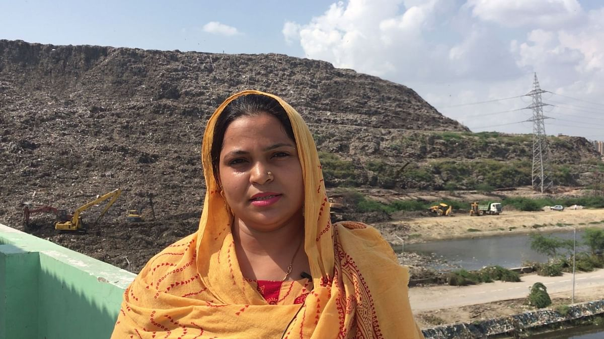 Ghazipur's Trash Mountain Overshadows Swachh Bharat Mission