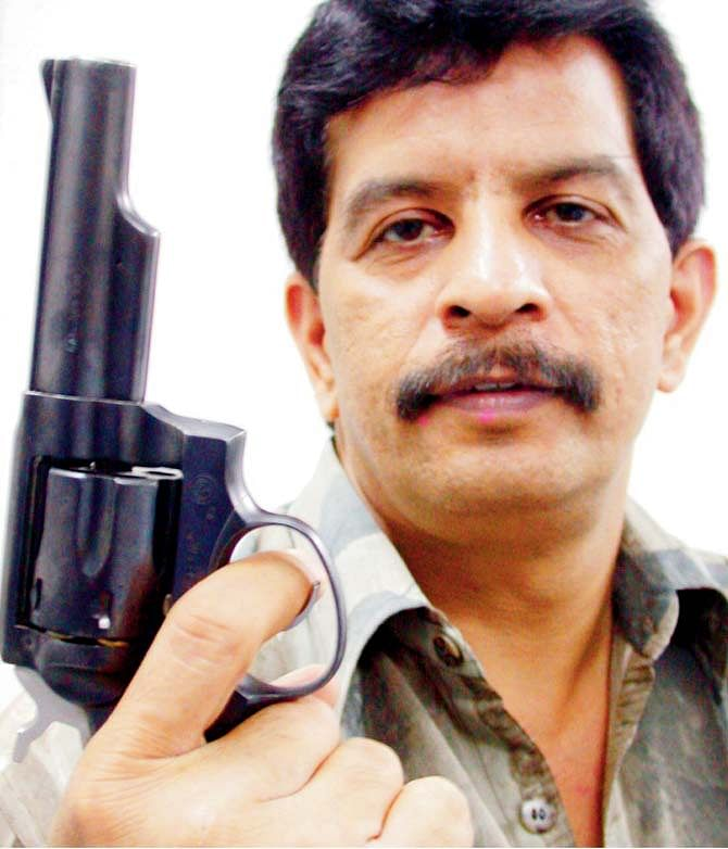 Only a month into his service, Sharma has already nabbed wanted underworld don Dawood Ibrahim's brother, Iqbal Kaskar, in an extortion case.