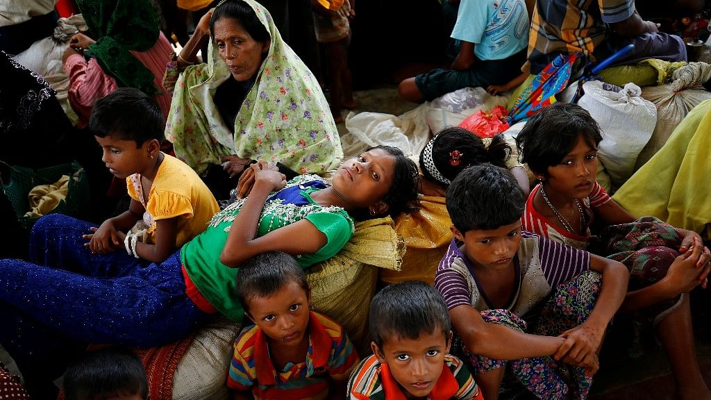 Tens of thousands Muslim Rohingya have fled mostly Buddhist Myanmar since 2012