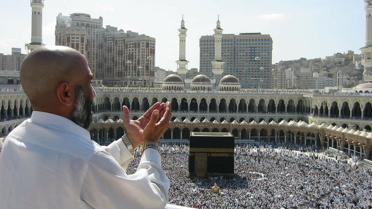 Amid Coronavirus, Hajj Pilgrimage  Begins With 10,000 Pilgrims