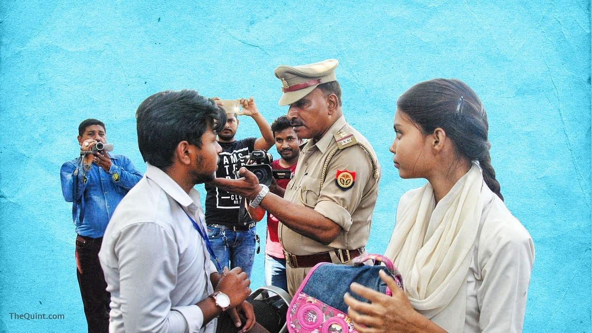 The Anti-Romeo squads were accused of moral policing and unnecessary harassment.