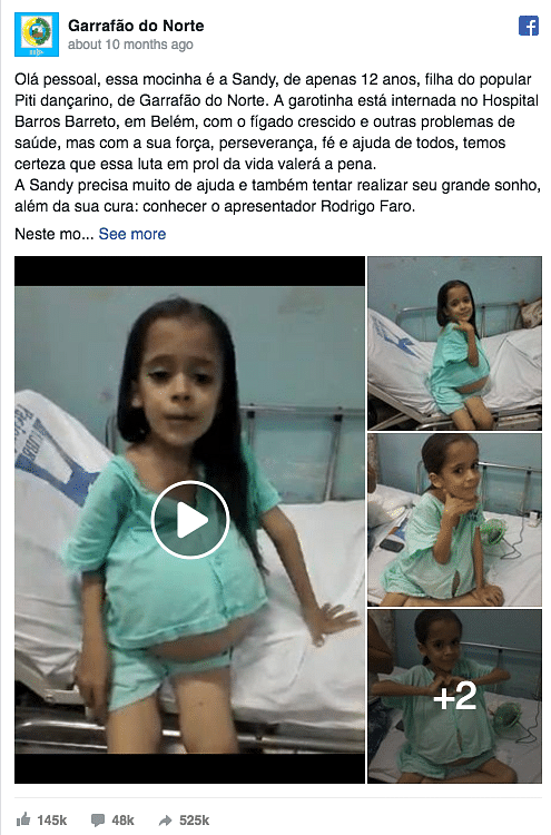Anti-Rohingya Propaganda Relying On Fake Images Of Children