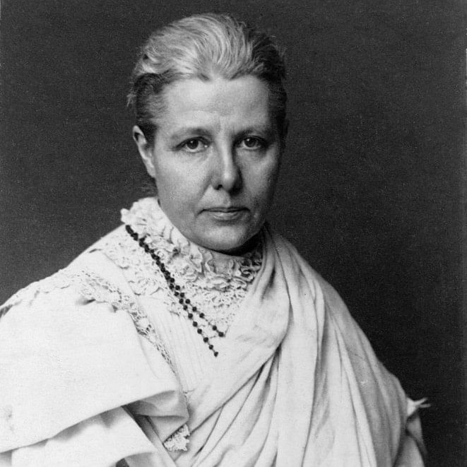 Annie Besant served as the president of the Indian National Congress.