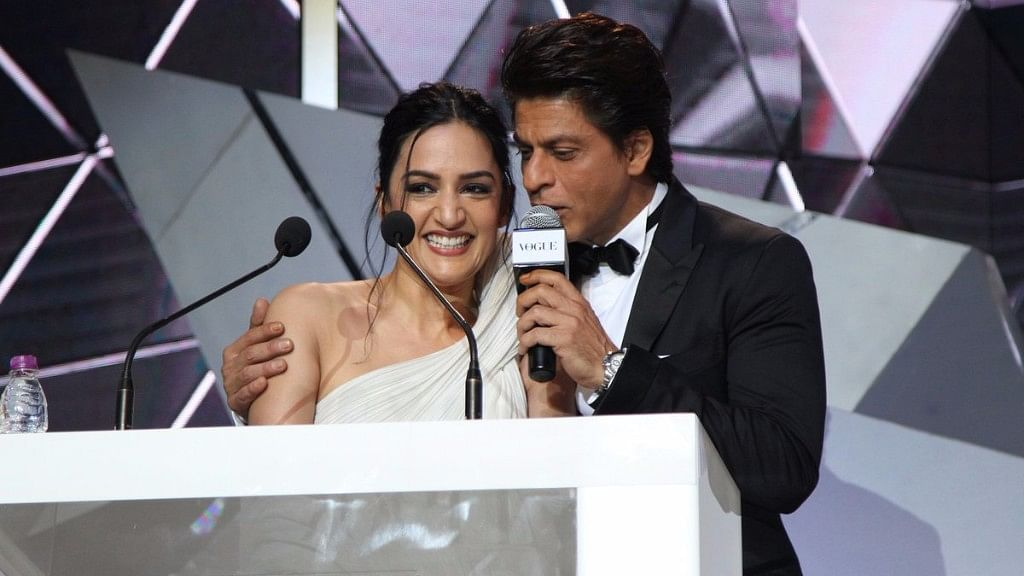 Here's What Shah Rukh Khan Has to Say About the Films He's Signed