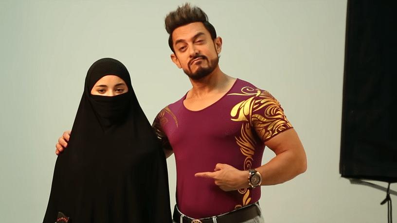 Aamir Khan's 'Secret Superstar' Beats 'Dangal' On Day 1 In China