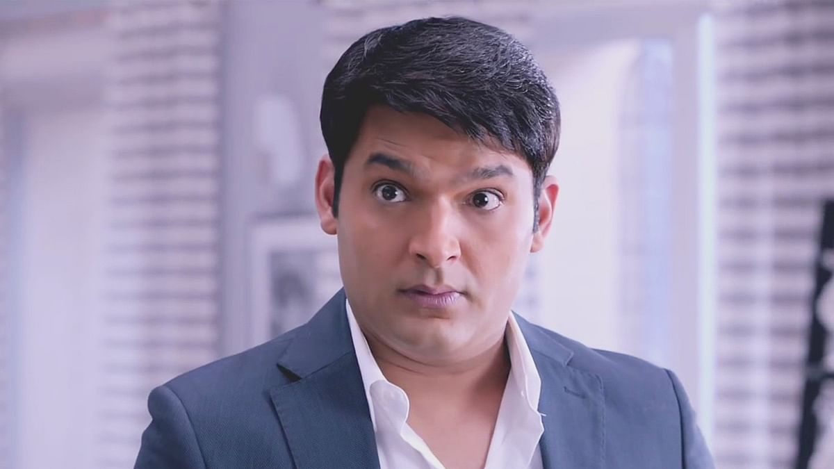 Kapil Sharma is going to be seen on the big screen in his home production, <i>Firangi.</i>&nbsp;