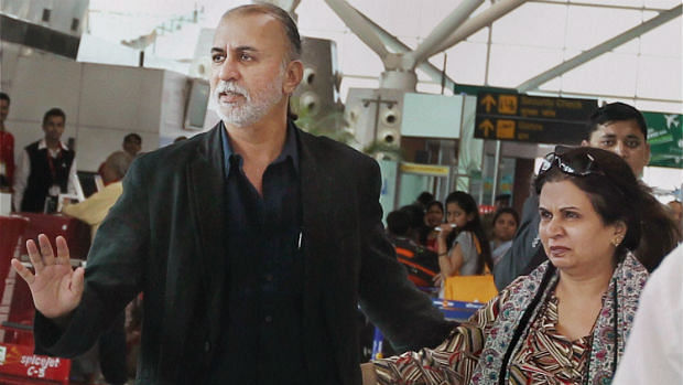 SC Asks Goa Court To Go Ahead With  Trial Against Tarun Tejpal