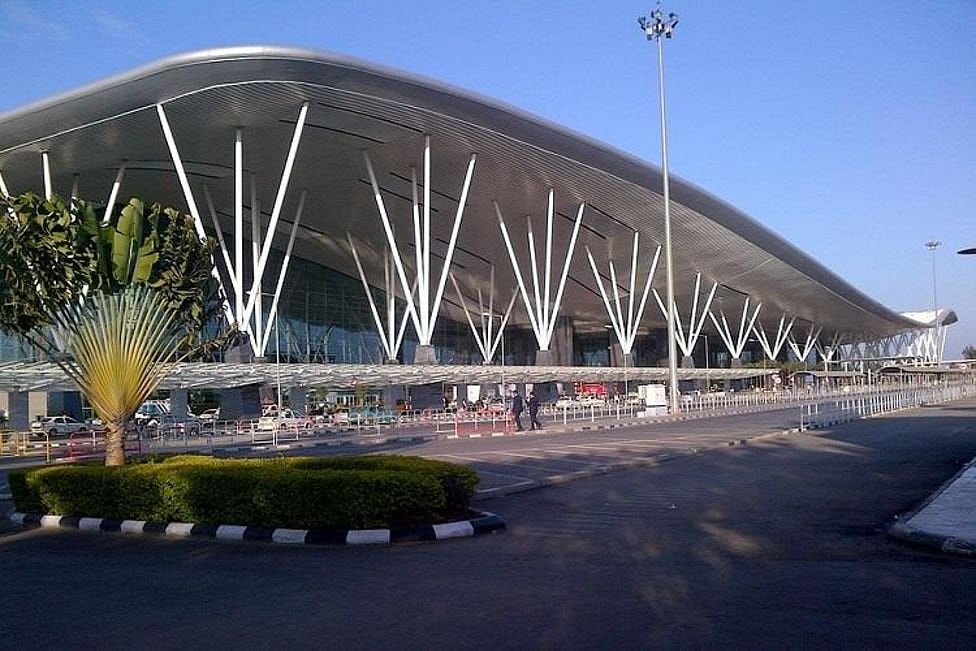 Kempegowda International Airport, Bengaluru.