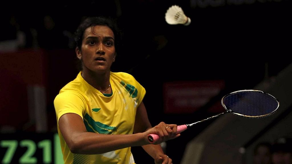 File photo of PV Sindhu.