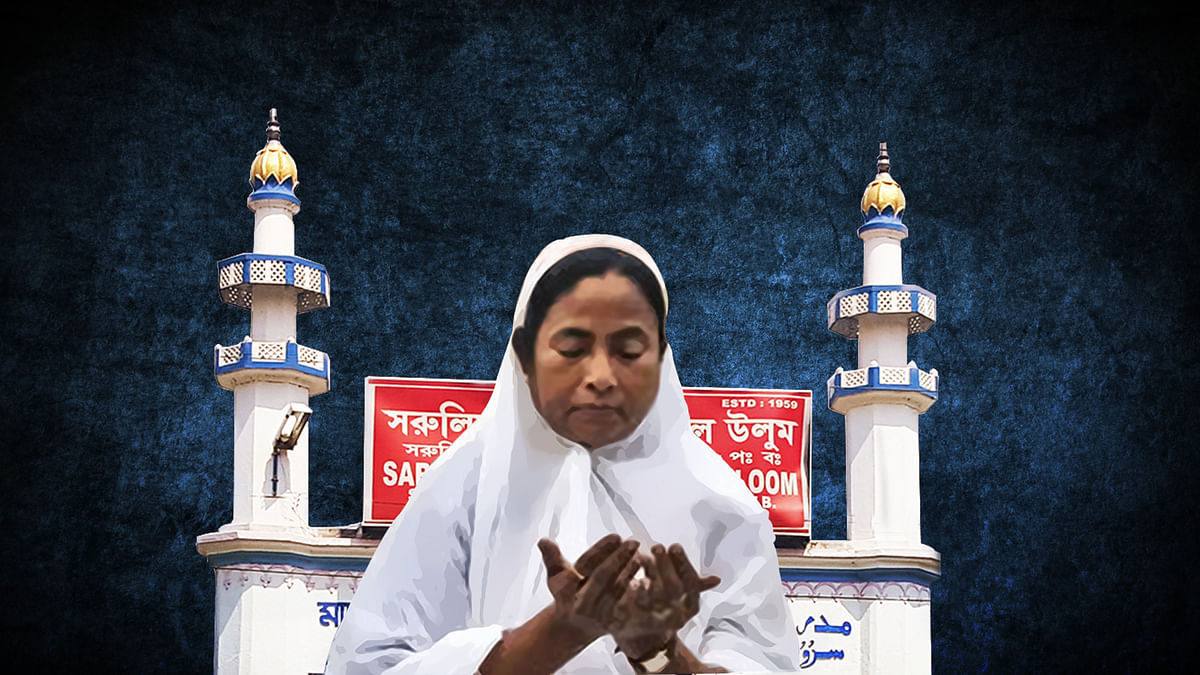 Mamata's diktat on Muharram smacks of age old divide and rule policy.