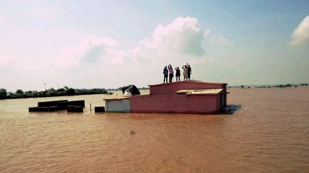 Bihar faced its worst floods in recent decades this year, with 514 deaths reported.