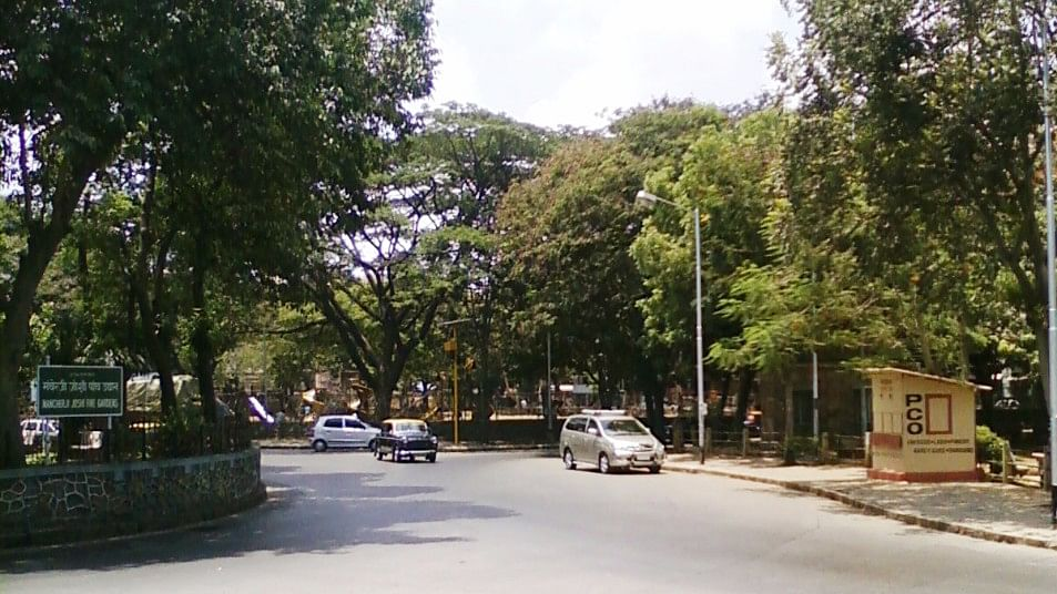 Five gardens in Wadala.