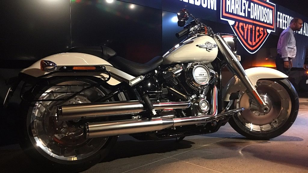 This is the 115th anniversary of Harley Davidson