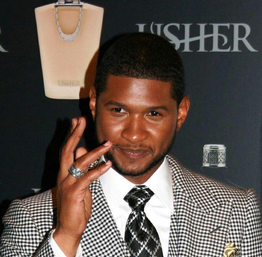 R&B Artist Usher