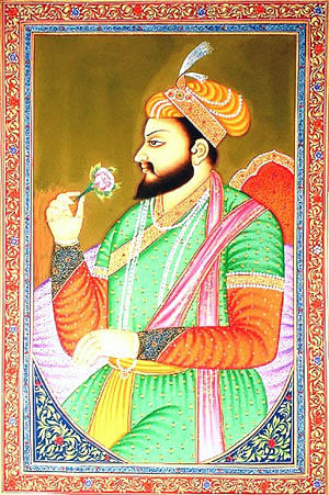"""A painting of the Mughal emperor Khurram, also known as '<i>Shah Jahan</i>'. (Photo Courtesy: <a href=""""http://bit.ly/2xlqGou"""">Wikimedia</a>)"""