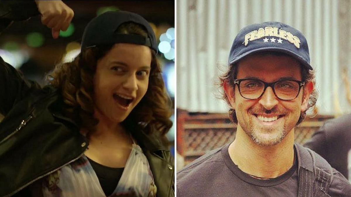 Hrithik and Kangana could continue their fight over coffee?