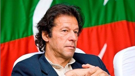 Pakistan Tehreek-e-Insaf chief Imran Khan.